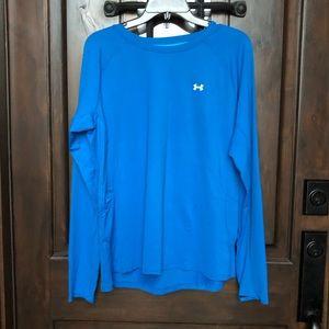 New Blue Under Armour Shirt